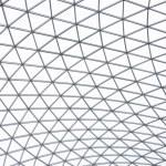 Glass roof pattern — Stock Photo #20349453