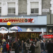 Portobello Road Market — 图库照片