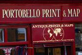 Portobello Road Market — Stock Photo