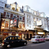 London Theatre, Apollo Theatre, Ryric Theatre — Stock Photo