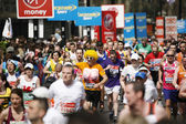 2013 London Marathon — Stock Photo