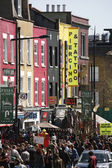 Street view of Camden Market — Stock Photo