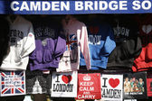 Shop sign in Camden Market — Stock Photo