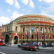 Stock Photo: Outside view of Royal Albert Hall on sunny day