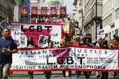 2013, London Pride — Foto de Stock
