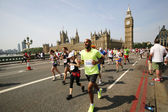 2013, British 10km London Marathon — Stock Photo