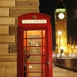 London Red Phone Booth — Stock Photo #28347237