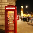 London-rote Telefonzelle — Stockfoto #28347479