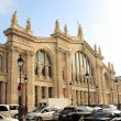Paris North Station - Gare du Nord — Stock Photo