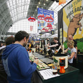 The Great British Beer Festival, 2013 — Stock Photo