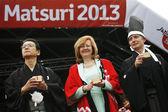2013, Londra Japonya matsuri — Stok fotoğraf