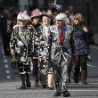 2013, Pearly Kings and Queens — Stock Photo #33931047