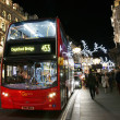2013, Regent Street with Christmas Decoration — Stock Photo #36415635