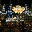 2013, Regent Street with Christmas Decoration — Stock Photo #36416153