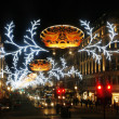 2013, Regent Street with Christmas Decoration — Stock Photo #36416275