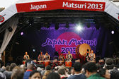 2013, London Japan Matsuri — Stock Photo