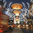 2013, Regent Street with Christmas Decoration — Stock Photo #37570741