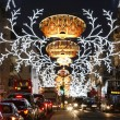 2013, Regent Street with Christmas Decoration — Stock Photo #37570791