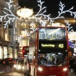 2013, Regent Street with Christmas Decoration — Stock Photo #37570901