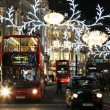 2013, Regent Street with Christmas Decoration — Stock Photo #37571123