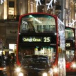 2013, Regent Street with Christmas Decoration — Stock Photo #37571193