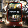 2013, Regent Street with Christmas Decoration — Stock Photo #37571323