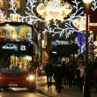 2013, Regent Street with Christmas Decoration — Stock Photo #37571431