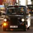 London Taxi, TX4 — Stock Photo