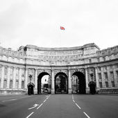 Admiralty Arch, London — Stock Photo