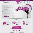Royalty-Free Stock Imagen vectorial: Flower shop