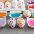 Decoration Easter eggs — Stock Photo #22818972