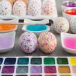 Decoration Easter eggs — Stock Photo #22818990