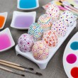 Decoration Easter eggs — Stock Photo #22819174