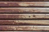Viejo resistido fondo de madera pintado de la pared — Foto de Stock