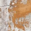 Foto de Stock  : Badly damaged plaster wall background
