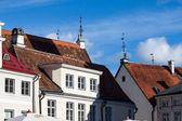 Tallinn old town roofs - Estonia — Stock Photo