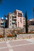Tarragona town in Spain — Stockfoto