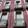 Balcony and windows of spain — Stockfoto #12146167