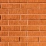 Decorative design facade brick wall — Stock Photo #12206361