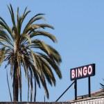 Bingo sign — Stock Photo #12207878
