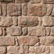 Stone made wall texture background - Stock Photo