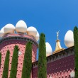 Salvador Dali museum in Figueras, Spain - Stock Photo