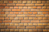Simple background of brick wall texture — Stock Photo
