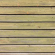 Green old painted wooden background — Stock Photo