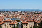 Panorama města perpignan budov — Stock fotografie