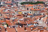 Panorama de la ciudad de perpignan, francia — Foto de Stock
