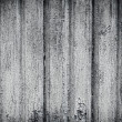 Stock Photo: Black and white wood background wall