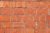 Background of brick wall texture — Стоковое фото
