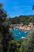 Portofino village, Liguria, Italy — Stock Photo