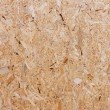 Foto Stock: Recycled compressed wood chippings board